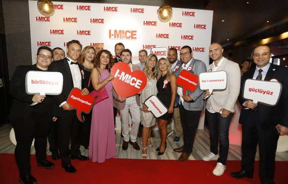 I-MICE Network Party
